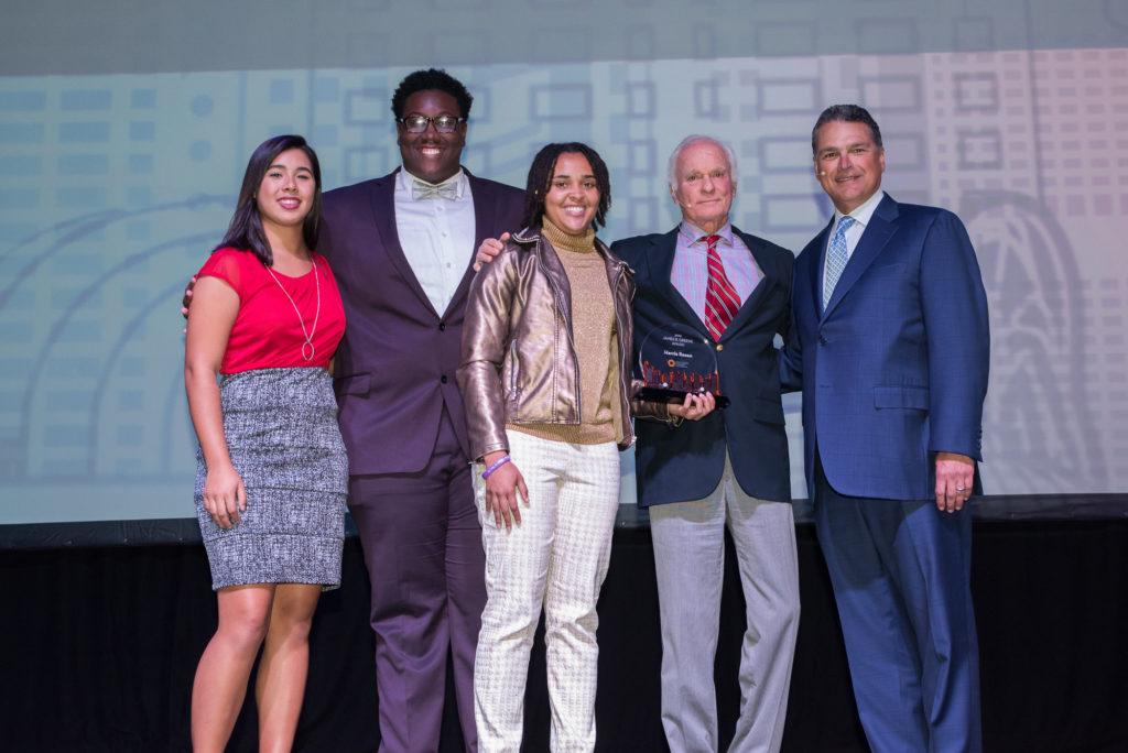 Harris Rosen James B Greene Award