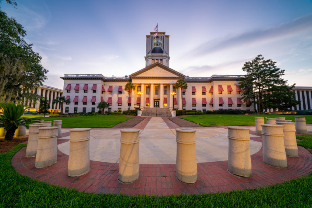 Tallahassee Florida State Capitol