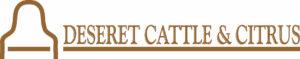 Deseret Cattle & Citrus Logo